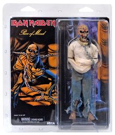 NECA Iron Maiden 2 MINUTES TO MIDNIGHT Heavy Metal Action Figure New Sealed