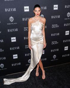 Kendall Jenner, vestido de festa
