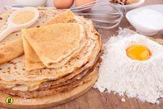 Κρέπες βασική συνταγή - gourmed.gr