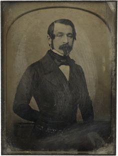 Unknown - Portrait of Napoleon III taken while he was serving as the first president of France as Louis Napoleon, 1851