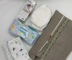 Nappy Wallet, Changing Bag, Bag, Diaper Bag Purse