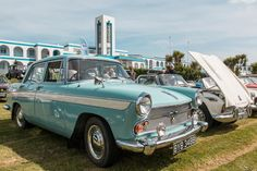 Hardy's Classic Tour comes to Weymouth, England