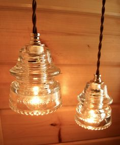 Industrial Chic Vintage Pulley & Insulator by TronaTradingCo