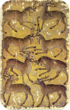 8 - Stuttgart playing cards, ca. 1430