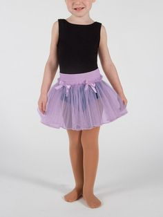 Danskin Girls Theatrical Pink Pull on Tutu Style: Girls' theatrical pink pull on tulle tutu Dual layered Smooth wide stretch waistband w/ pleated tulle Decorative pink satin/ chiffon bows w/ rhinestone accents Main: tulle; Girls Dancewear, Tulle Tutu, Dance Wear, Lavender, Girl Outfits, Tights, Chiffon, Ballet Skirt, Satin