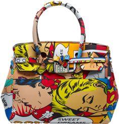 save my bag borsa a mano €89 | Wardroba Patricia Field, Eleanor Rigby, Cartoon Bag, Fashion Marketing, Anna Wintour, Bago, My Bags, Fashion Forward, Accessories