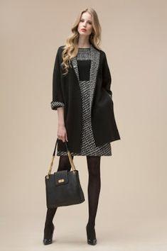 Binkelam'ın Kardeşi: Luisa Spagnoli 2016 Sonbahar Kış Elbise Modeleri