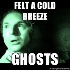 Love this, even though I watch Ghost Adventures religiously.