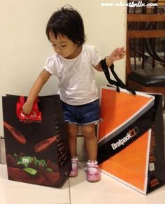 Bella Shopping at Abreeza