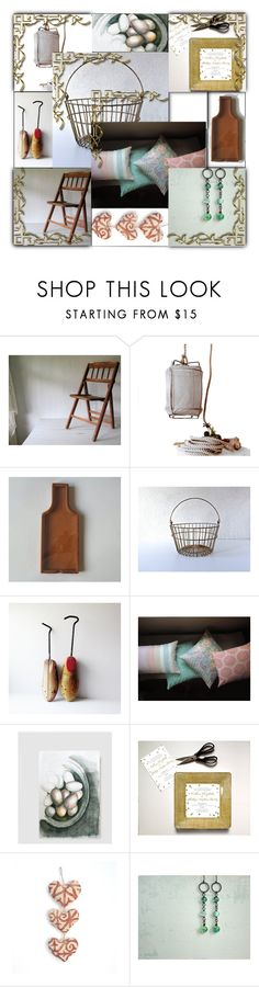 """""""sat. at home"""" by ohziedesigns ❤ liked on Polyvore featuring vintage"""