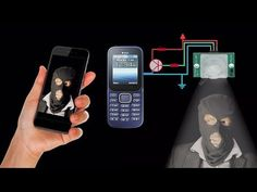home security system with mobile - YouTube