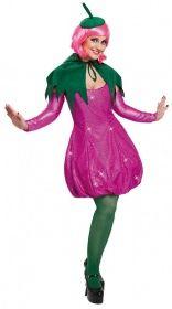 Faschingskostüm Beeren Kleid