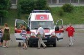 MINIRING Nyári tábor 2013 Education of children in road safety. Traffic Skills #Hungary #camp