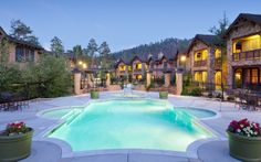 The Club at Big Bear Village located in Big Bear Lake, CA - a Bluegreen Vacations resort. #BluegreenResorts #BluegreenVacations