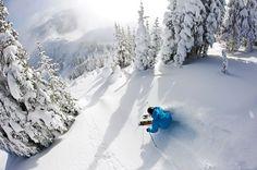 Skiing= Best sport ever!