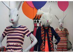 selfridges visual merchandising marc jacobs