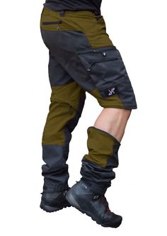 GPx Zip-Off pants, Men's/ Dark olive Outdoor Pants, Outdoor Outfit, Lacoste Shoes Mens, Sport Fashion, Mens Fashion, Casual Wear For Men, Tactical Clothing, Stylish Boots, Camisa Polo