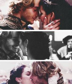 #Reign. Sorry Bash, but I'm forever shipping Francis and Mary
