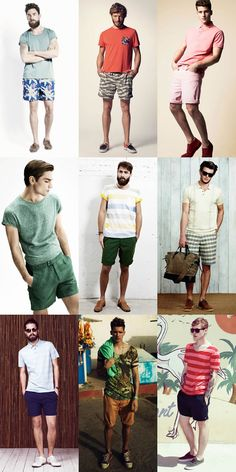 Men's Summer Outfit Inspiration - Subtle Tweaks