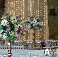Table Decorations, Furniture, Home Decor, Gold Centerpieces, Gold Side Tables, January, Wedding Decoration, Decorations, Mesas