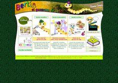 Interesante portal educativo con muchas actividades de las diferentes áreas