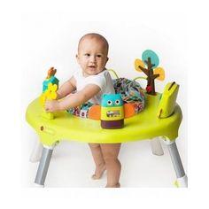 2 in 1 Play Center Baby Walker Convertible Activity Table Infant Toddler Bouncer #OribelConvertibleActivityCenter