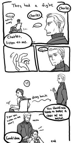 Typically don't pin Xmen stuff, yes I'm a fan, I just don't run across it, anywho, saw this and it made me laugh.