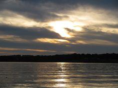 Claytor Lake in VA.