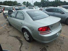 DODG STRATUS SX Insurance Auto Auction, Dodge Stratus, Used Cars