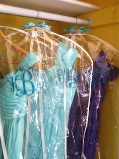 Wedding Party Garment Bag by ColstonAndCompany on Etsy
