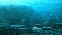 JOJO POST STAR GATES: Bermuda Triangle- underwater city. 700 meters north of the eastern coast of Cuba. Four pyramids, in the ocean floor  one of is made of glass in the form of a sphinx. Discovered by a Canadian team of scientists led by Paul and Pauline Vayntsveyga Zalittski.