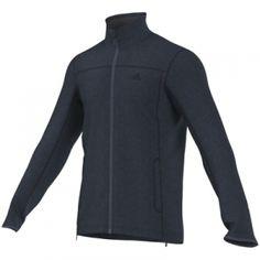 adidas Men's Hochmoos Jacket - Midnight Gray - Mills Fleet Farm