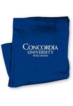 Product: Concordia University Wisconsin Blanket $36.00 Concordia University, Drink Sleeves, Wisconsin, Blanket, Blankets, Cover, Comforters
