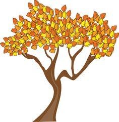 Outono, Temporada, Árvore, Folhas