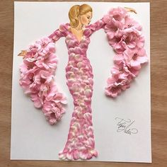 Mrs. Sakura by Edgar Artis