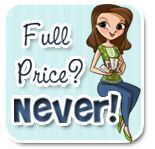 Heather of Full Price Never has given Diamond Candles her full support. She loves them!