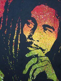 Happy Birthday Bob Marley! Feb 6th.