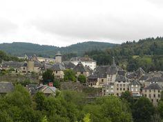 Vue de Treignac #Limousin