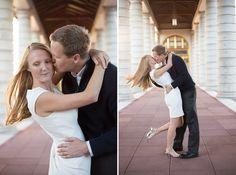 Naval Academy Engagement Session | Annapolis, Maryland Wedding Photographer | Christa Rae Photography