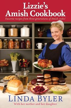 "Read ""Lizzie's Amish Cookbook Favorite Recipes From Three Generations Of Amish Cooks!"" by Linda Byler available from Rakuten Kobo. Lizzie Glick moves from ""running around"" to the adventures and anxieties of adulthood in the three-book series, Lizzie S. Chicken Stew And Dumplings, Raw Food Recipes, Cooking Recipes, Cooking Bacon, Fudge Recipes, Copycat Recipes, Bread Recipes, Pennsylvania Dutch Recipes, Homemade Oatmeal"