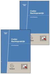 Remerie, Anne. Codex Rechtspraktijk, Boekdelen I-II-III. Plaats: 340 REME