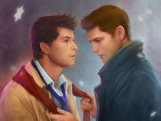 To Keep You Warm - Artmetica - Supernatural [Archive of Our Own]