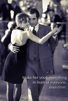 """One of the best movie scenes of all time -  four and a half minutes known simply as """"the tango"""" - Al Pachino in Scent of a Woman (1992)."""
