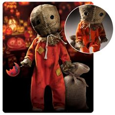 Living Dead Dolls Trick 'R Treat Sam Doll