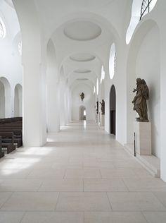 John Pawson / St Moritz Church / Augsburg