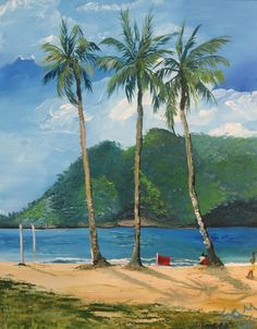 Maracas Bay Trinidad - probably one of my favorite beaches ever!