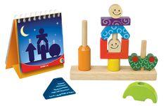 Kinderspelletjes 'Day & Night' van Smartgames is een leuk en leerzaam houten spel voor een kind van 1,5 tot 5 jaar. Inclusief boekje met 24 dag- en 24 nachtopdrachten. #kinderspelletjes #houtenspeelgoed #houtenspel #speelgoed #smartgames