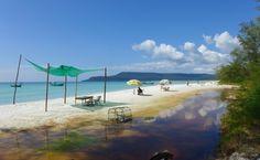 Long set Beach, Koh Rong, Cambodia