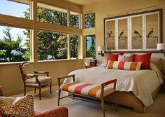 Dormitorio matrimonial delicado