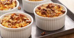 Sweet Potato And Rice Soufflé
